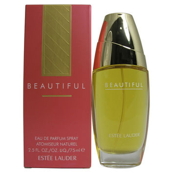 BEAUTIFULEAU DE PARFUM SPRAY 2.5 oz / 75 ml