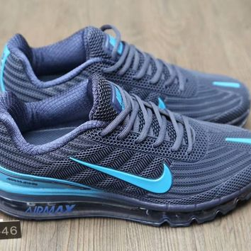 """Nike Air Max -05"" Men Sport Casual Fashion Air Cushion Cushioning Running Shoes Light Sneakers"