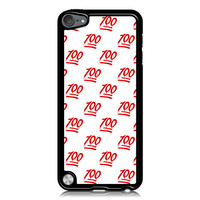 Keep it One Hunnit 100 Emoji Case for Apple iPod Touch 5