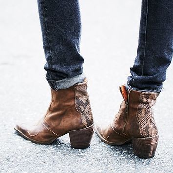 Free People Nevada Thunder Ankle Boot