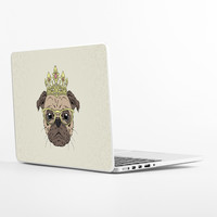 The Puggliest Pug Laptop Skin
