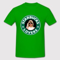 Taylor Swift Starbucks Lovers Gray Shirt/ T-shirt