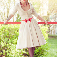 Fifties classic dress by TiCCi