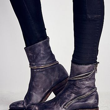 Free People Essential Zipper Ankle Boot