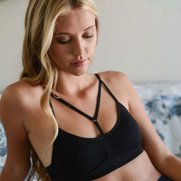 Tied To You Bralette