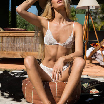 Freya Bra Fresh White - Arnhem Clothing