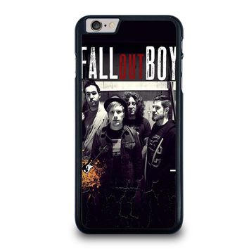 FALL OUT BOY PERSONIL iPhone 6 / 6S Plus Case Cover