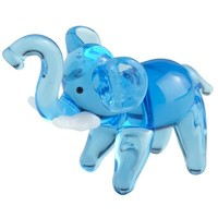 Collectible Glass Elephant