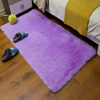 50*100cm/19.68*39.37in area rug for bedroom Comfortable and soft throw rugs bedroom carpet