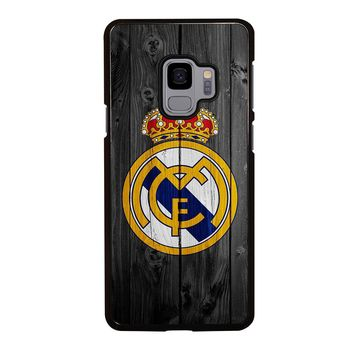 REAL MADRID FOOTBALL SOCCER TEAMS Samsung Galaxy S3 S4 S5 S6 S7 S8 S9 Edge Plus Note 3 4 5 8 Case