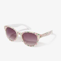 F0298 Round Sunglasses | FOREVER 21 - 1024951680