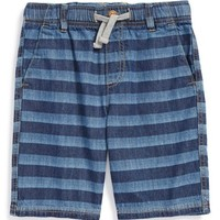 Boy's Tucker + Tate Print Denim