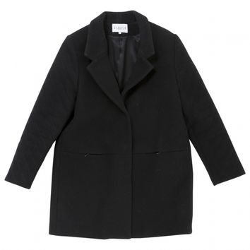 Black coat CLAUDIE PIERLOT Black