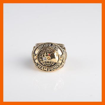 REPLICA 1907 CHICAGO CUBS BASEBALL WORLD SERIES CHAMPIONSHIP RING US SIZE 8 9 10 11 12 13 14 AVAILABLE