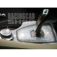 2002-2006 NISSAN MAXIMA INTERIOR EXTERIOR ICED OUT CRYSTAL BLING DIAMONDS 2003 2004 2005 02 03 04 05 06