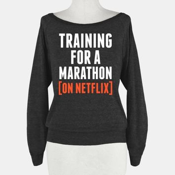 Training for a Marathon (On Netflix)
