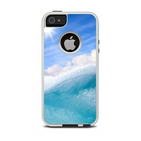 The Sunny Day Waves Apple iPhone 5-5s Otterbox Commuter Case Skin Set