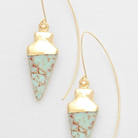 Angel Granite Earrings