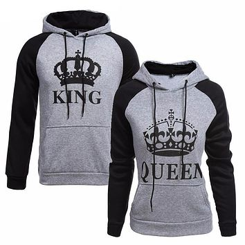 Couples Hoodies        (King & Queen) (Beauty & Beast)
