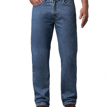Levi'S Medium Stonewash Regular-Fit 505; Jeans - Smart Value