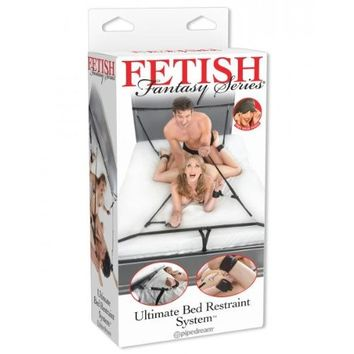 Pipedream Products Fetish Fantasy Series Ultimate Bed Restraint System