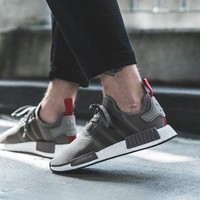 ADIDAS NMD R1 'TECH EARTH' ALL SIZES BRAND NEW IN BOX S81881