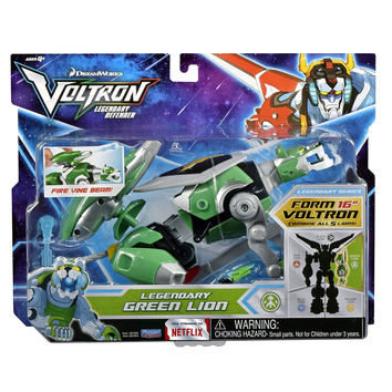 Voltron Legendary Defender (2017) Green Lion 8in. Action Figure