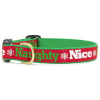 Naughty & Nice Dog Collar