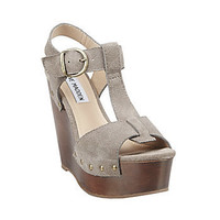 Steve Madden - WYLIEE TAUPE SUEDE