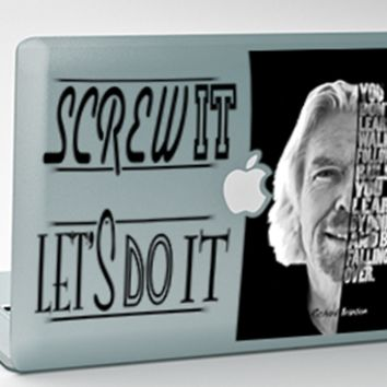 Let's Do It - Limited Edition for Macbook 100 pieces