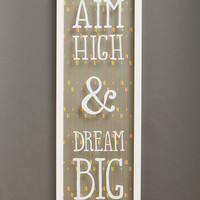 ModCloth Boho Everyday Encouragement Wall Decor
