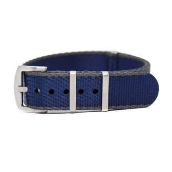 The Othello Volcano Strap W/Brushed Hardware
