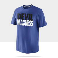 Check it out. I found this Nike Tourney Madness (Duke) Men's Basketball T-Shirt at Nike online.