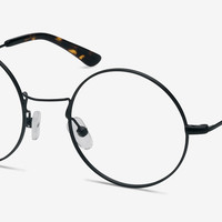 Someday | Black Metal Eyeglasses | EyeBuyDirect