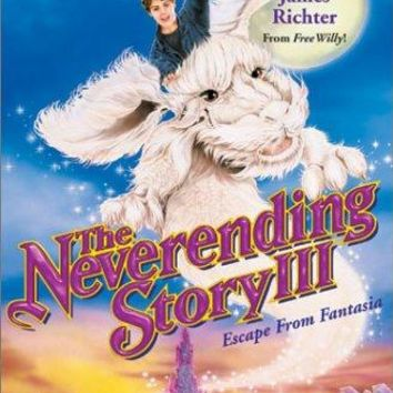 THE NEVERENDING STORY III - ESCA
