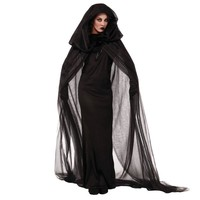 Black Gothic Witch Costume