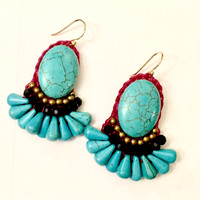 """CeCe"" Boho Earrings"