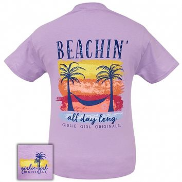 Girlie Girl Originals Preppy Beachin All Day T-Shirt