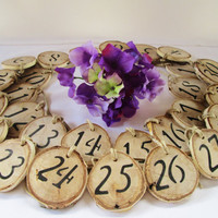 Wedding Table Numbers, Wedding Numbers, Table Numbers Wedding, Reception Numbers