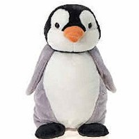 Fiesta Peek-a-Boo Plush 18'' Penguin
