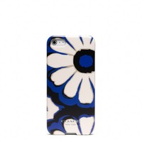 Coach :: Floral Scarf Print Iphone 5 Case