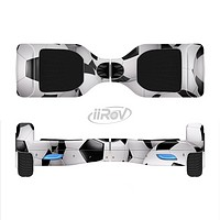 The Soccer Ball Overlay Full-Body Skin Set for the Smart Drifting SuperCharged iiRov HoverBoard