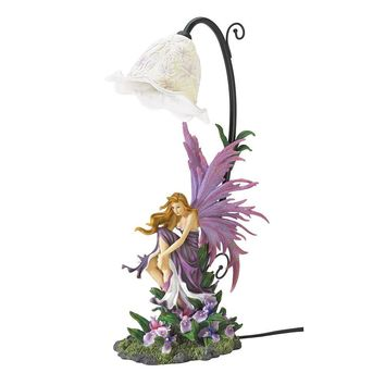 Orchid Fairy Table Lamp