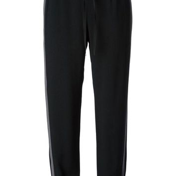 DCCKIN3 Piazza Sempione side stripe track pants