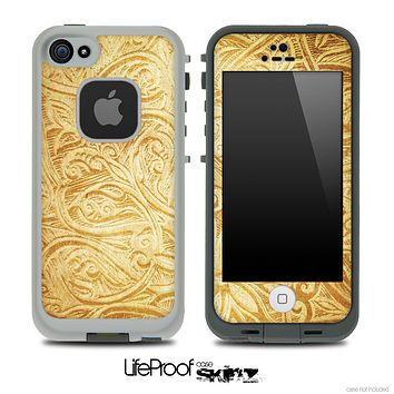 Vintage Antique Pattern Skin for the iPhone 5 or 4/4s LifeProof Case