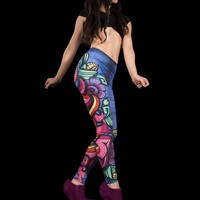 #AMaizing leggings from Bombsheller