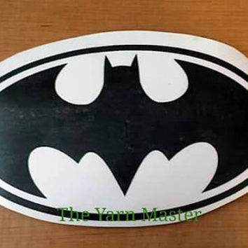 Nothing better then Batman, batman decal, car sticker, car decal
