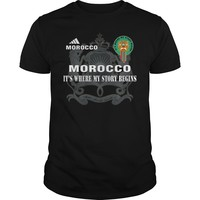 Morocco - It's Where My Story Begins