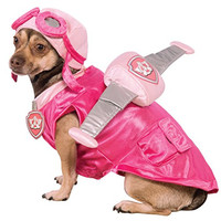 Paw Patrol Skye Dog Costume, Medium