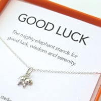 Good Luck Charm Necklace Set